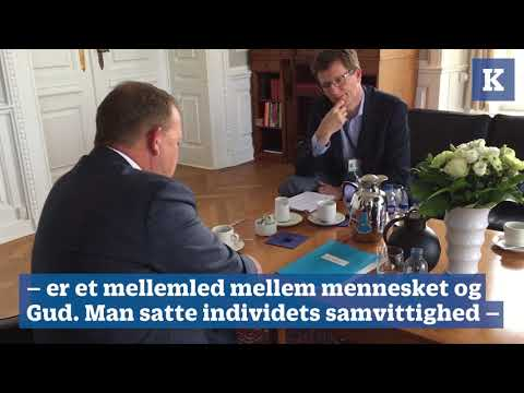 Lars Løkke Rasmussen mener, vi bør fejre Reformationen