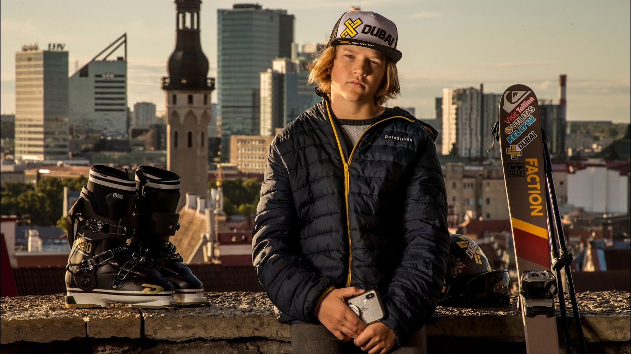 Q&A - CHASING CANDIDE THOVEX AND ANTTI OLLILA / Vlog12 - 20