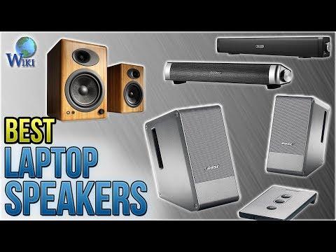 10 Best Laptop Speakers 2018