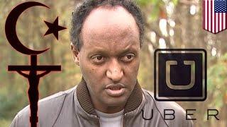 Водителя такси избил пассажир, принявший его за мусульманина(, 2015-11-19T09:03:18.000Z)