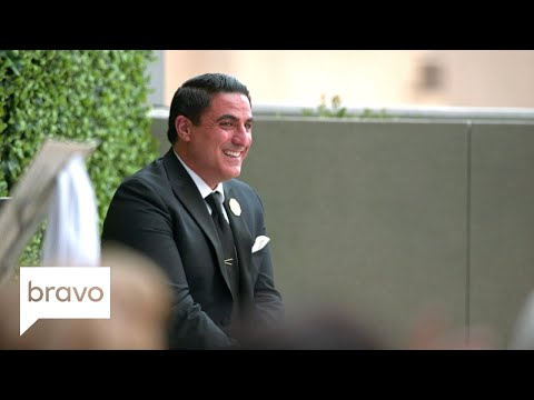 The Farahans Crack Up During Mercedes Javid's Wedding Vows | Shahs Of Sunset: (S7, E14) | Bravo