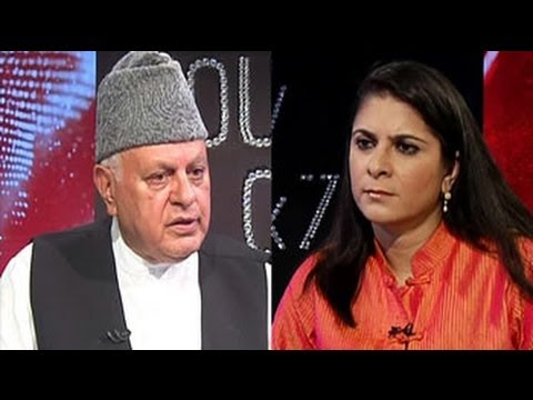 Your Call with Farooq Abdullah