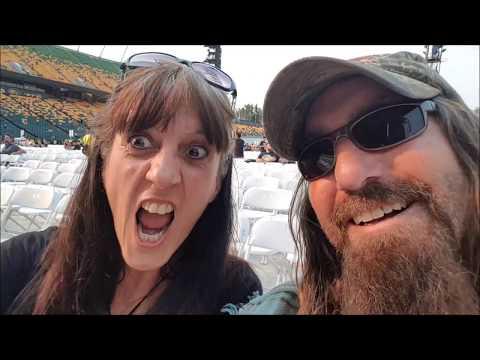 @ the Guns N' Roses concert.Commonwealth Stadium, Edmonton Alberta