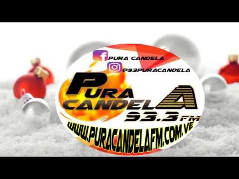 Mensaje Navideño de Pura Candela 93.3 FM - Año 2.016 - YouTube