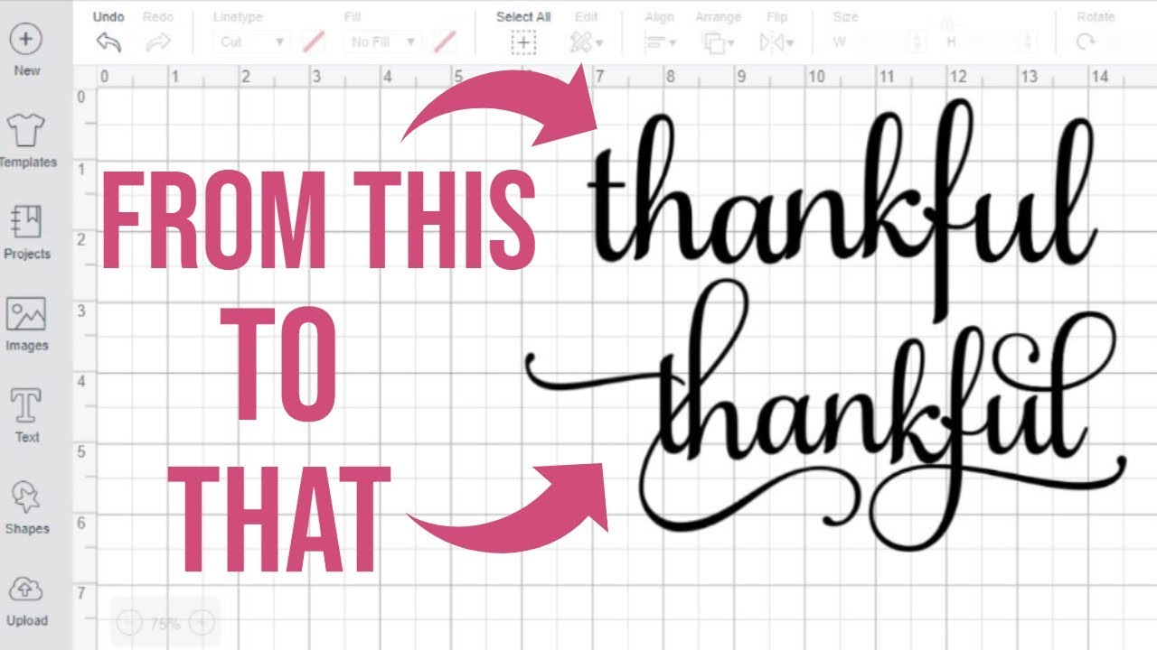 HOW TO ACCESS FLOURISHES & SPECIAL CHARACTERS IN CRICUT DESIGN SPACE Character Map Space on