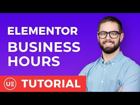 Introduction to Business Hours - Ultimate Addons for Elementor Widget