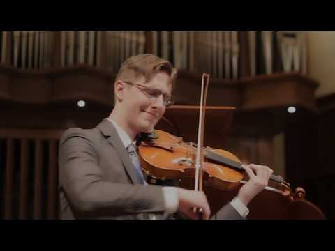 Eric Gratz | Euntaek Kim | Beethoven Violin Sonata no. 8 in G Major, Op. 30 no. 3 | Allegro assai