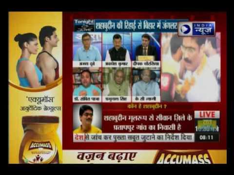 "Tonight with Deepak Chaurasia: Bihar CM Nitish Kumar will now face his ""real litmus test"""