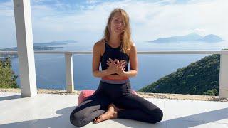 Yoga School Review by Melina Rigopoulos | Alpha Yoga School YTT in Lefkada, Greece