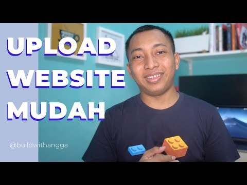 Tutorial Cara Upload Website Pada Domain Dan Hosting