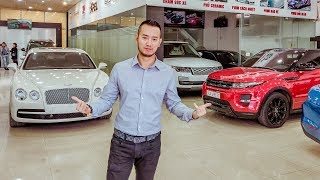 XEHAY - Đi mua xe sang cùng Hùng Lâm - Xe nào đáng tiền?