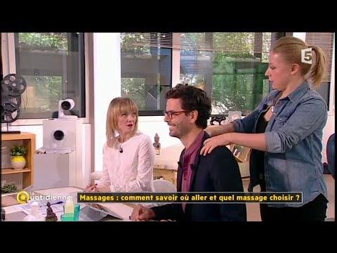 Dossier du Jour - Massages : comment savoir où aller et quel massage choisir ?
