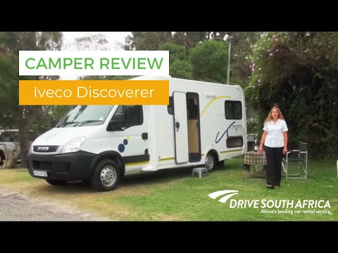 Bobo Camper Discoverer 4 review - camper hire in South Africa, Botswana and Namibia