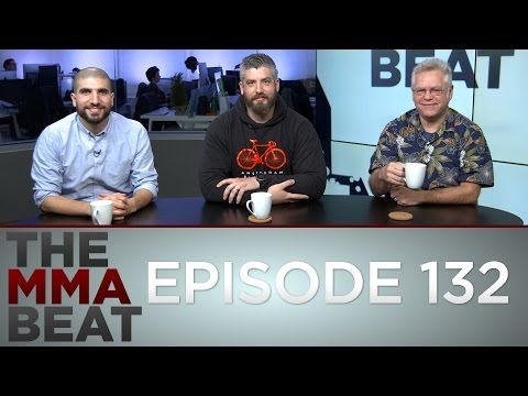 MMA Beat: Episode 132