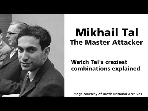 Mikhail Tal vs Ulf Andersson - 1976