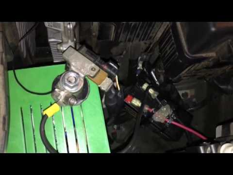 Update Car Battery Ultra Capacitor Replacement Youtube