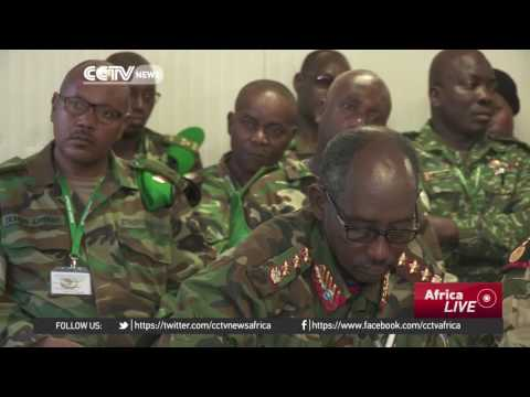 AMISOM troops enhances cooperation with Somali Army