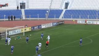 25 тур. Волгарь - Динамо (3-0)