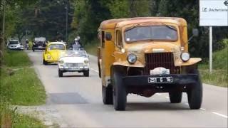 Tour de bretagne des véhicules anciens mai 2016  la suite