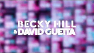 Becky Hill, David Guetta - Remember (Official Lyric Video)