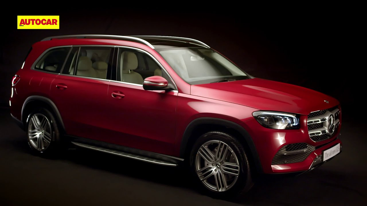 Mercedes-Benz GLS   Walkthrough