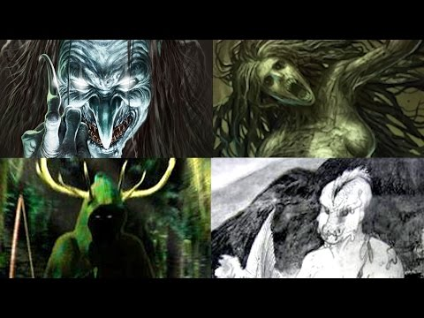 Top 20 Creepiest Urban Legends From England