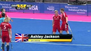 Great Britain v India 03/05/12