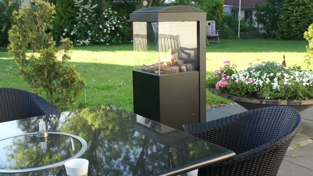 gartenkamin terrassenkamin au enkamin fahrbar the buzz von garvens. Black Bedroom Furniture Sets. Home Design Ideas