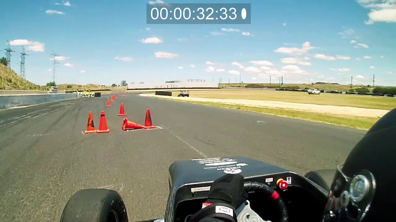 RMIT Electric Racing - R16e