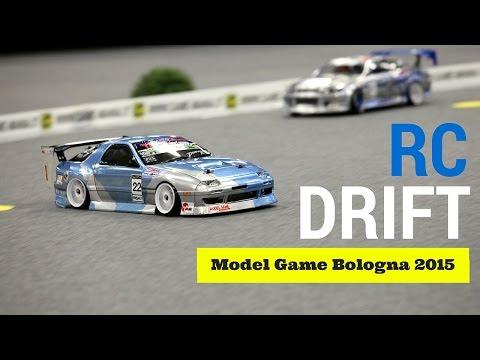 RC Drift 1:10 - Little cars Big fun! - Model Game Bologna 2015