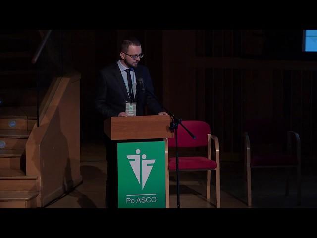 PoASCO Dr n. med. Rafał Czyżykowski - Doniesienia z ASCO