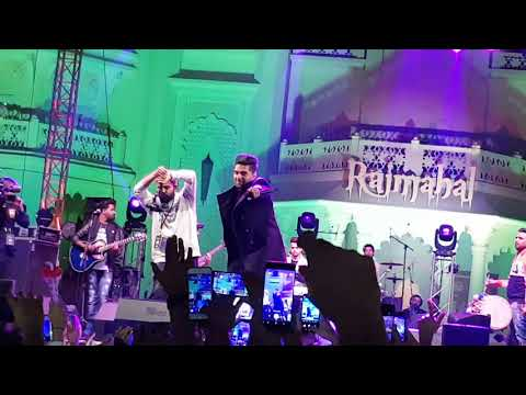 Guru Randhawa || Live Show at Bollywood Park Dubai || New year celebration 2019