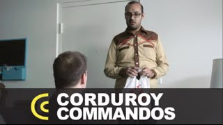 Corduroy Commandos Ep 1- Gay for Chick-fil-A