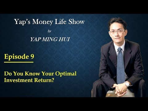 Episode 9: Do You Know Your Optimal Investment Return?