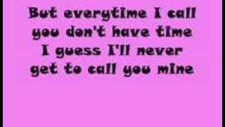 simple plan - when i'm with you (lyrics)