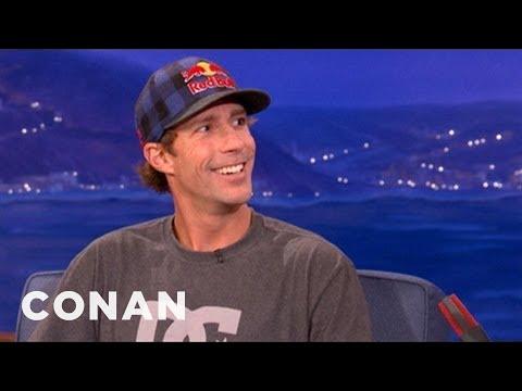 Travis Pastrana Interview - CONAN on TBS