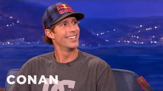 Travis Pastrana Interview - CONAN on TBS
