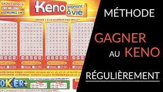 Comment gagner au Keno régulièrement (méthode)