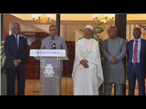 IMF approves $25.2 million disbursement for Guinea
