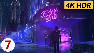 The Eden Club. Ep.7 - Detroit: Become Human [4K HDR]