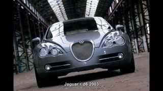 Jaguar RD6 Concept Videos