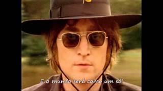Imagine John Lennon - Acapella + Legendas