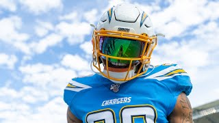 News About Chargers New Uniforms