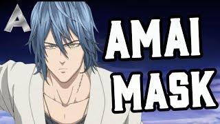 "AMAI MASK ""Handsome Kamen"" - One Punch Man Discussion"