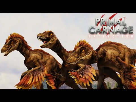 TheGamingBeaver Vs BestInSlot || Primal Carnage Extinction - Part 1 | FunnyCat.TV