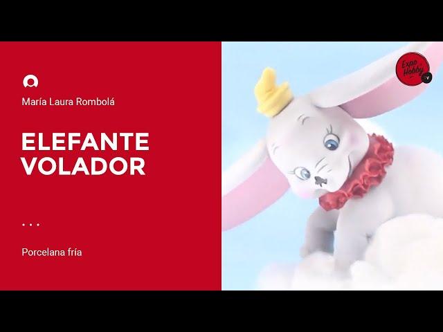 Expohobby TV (T04 - E23) María Laura Rombolá - Porcelana fría