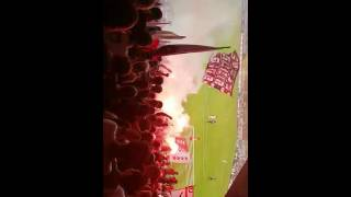 Fc sion vs fc Zurich 2016