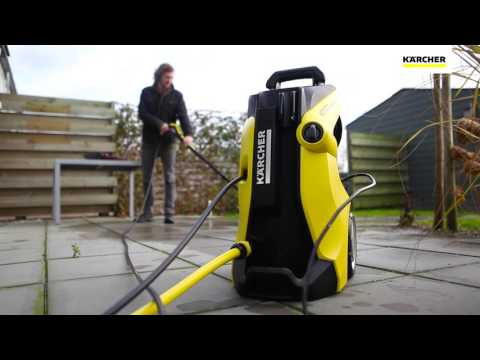 karcher hogedrukreiniger k7 premium full control home youtube. Black Bedroom Furniture Sets. Home Design Ideas