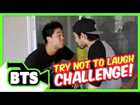 Thumbnail: Try Not To Laugh Challenge! (BTS)
