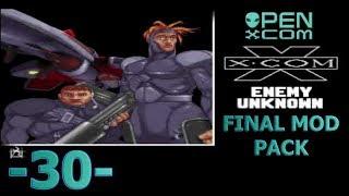 -30- Open X-Com [Final Mod Pack]